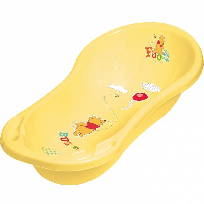 Ванна детская OKT Винни-Пух 100 см со сливом<br>