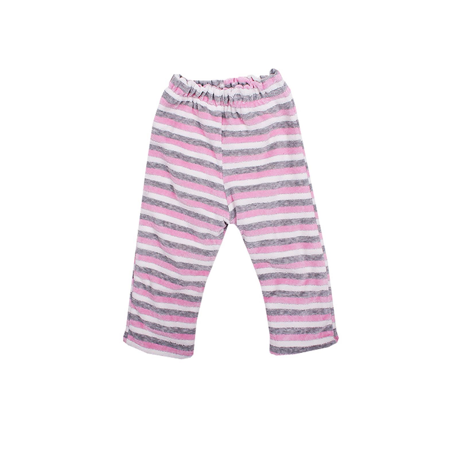 Комплект одежды Estella для девочки, брюки, кофточка, цвет - Бледно-розовый Размер 68