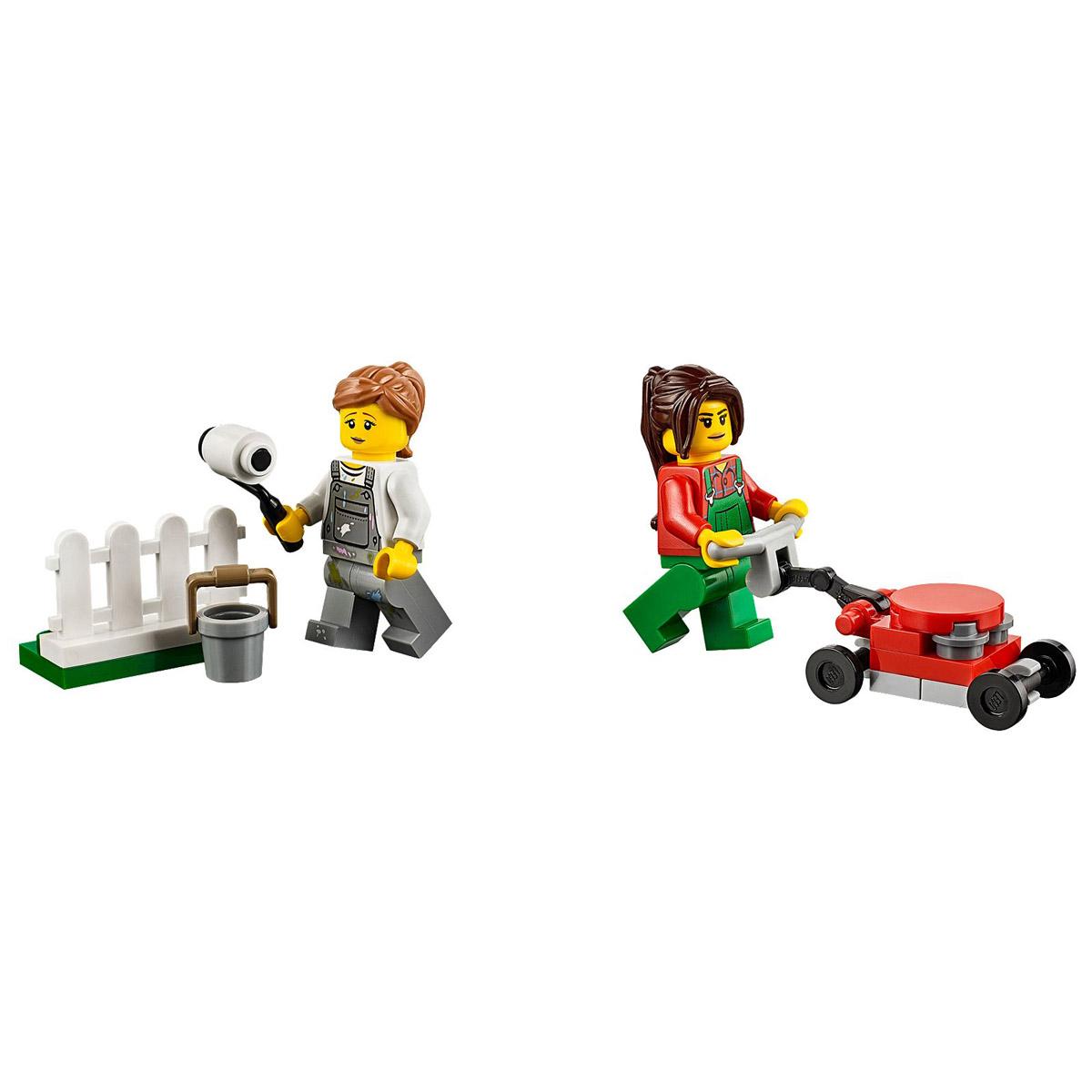 ����������� LEGO City 60134 �������� � ����� � ������ Lego City