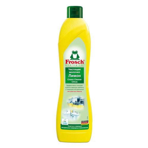 Чистящее молочко Frosch 0,5 л. Лимон<br>