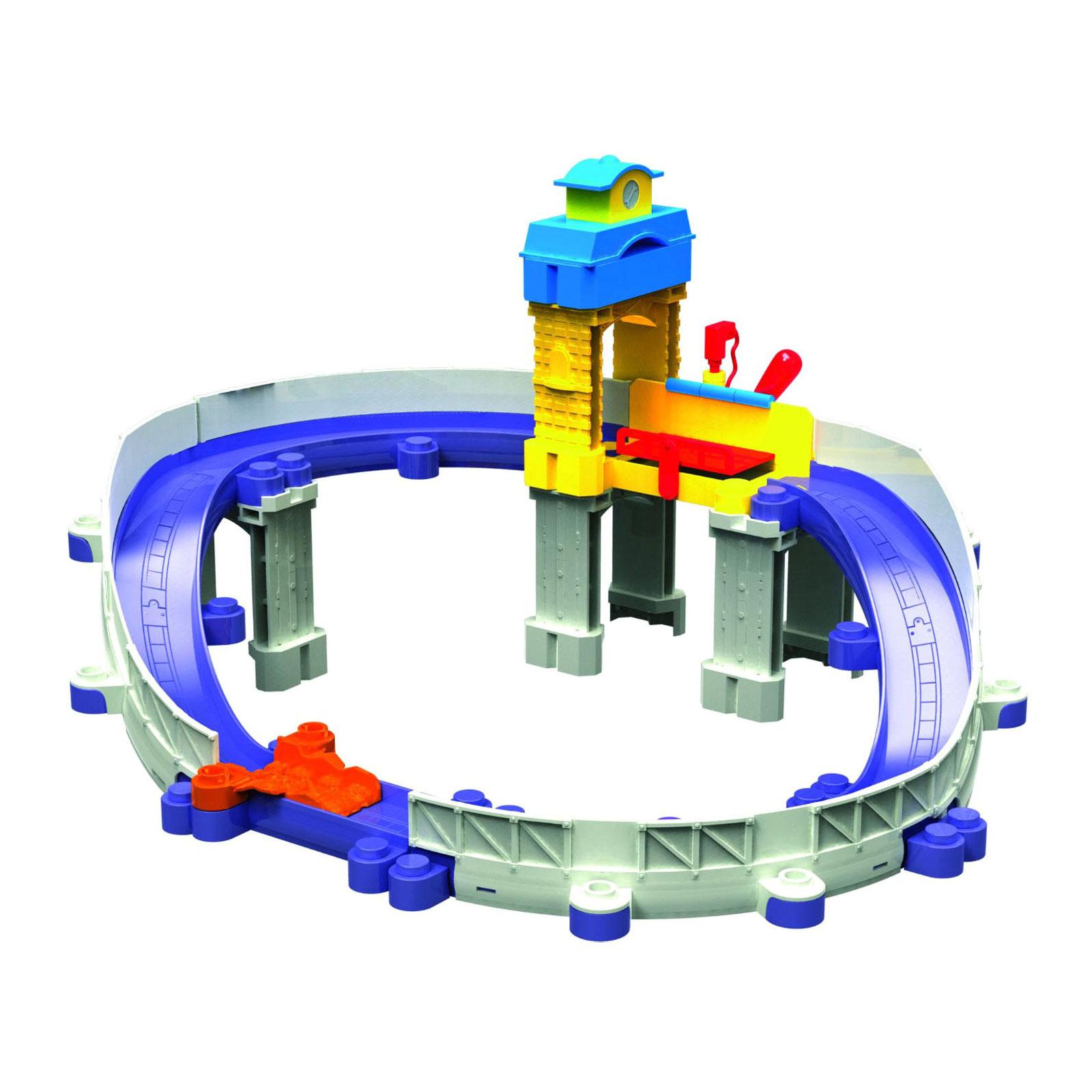 Игровой набор Chuggington Ремонтная станция с 3 лет.<br>