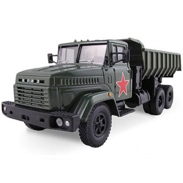 Машинка Autotime KRAZ-6510 армейская<br>