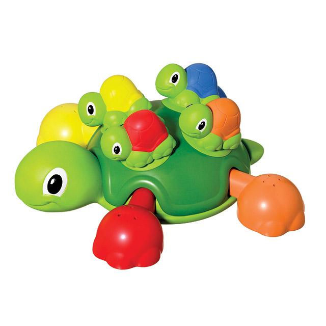 Игрушка для ванной Tomy Черепашки<br>