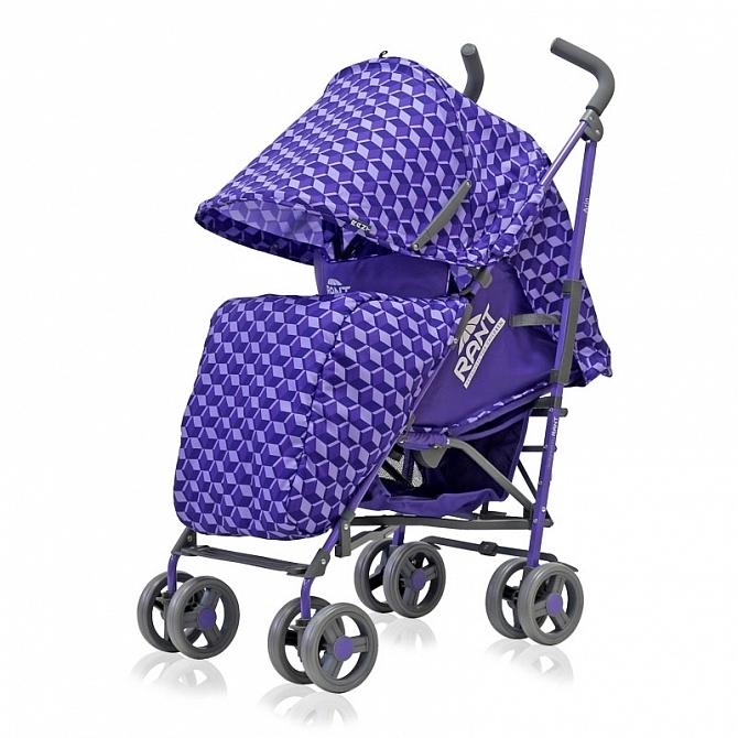 Коляска прогулочная Rant Arin 3D Purple<br>