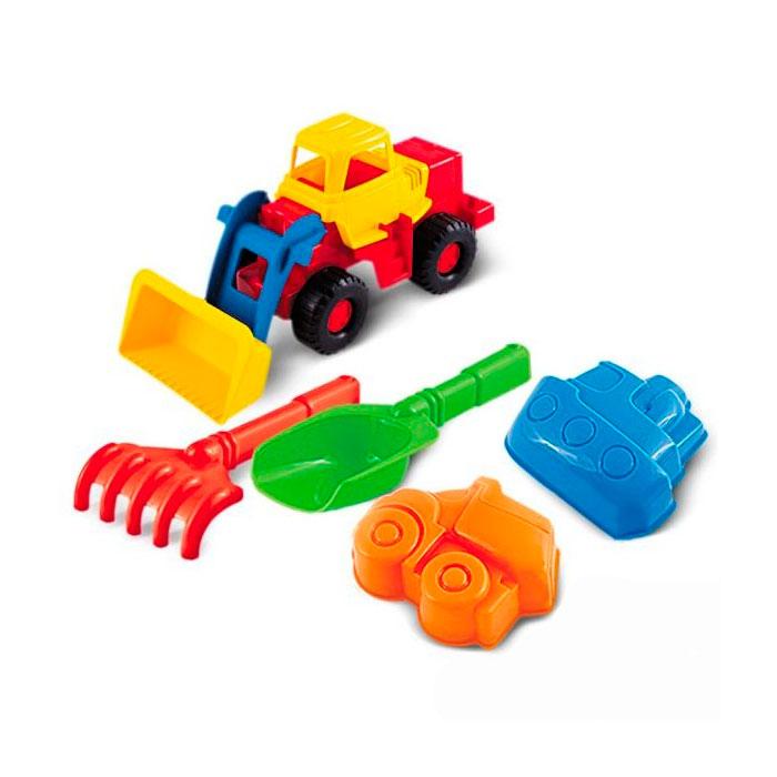 Игрушки для песочницы НОРДПЛАСТ Набор для песка №45<br>