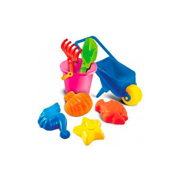 Игрушки для песочницы НОРДПЛАСТ Набор для песка №18<br>