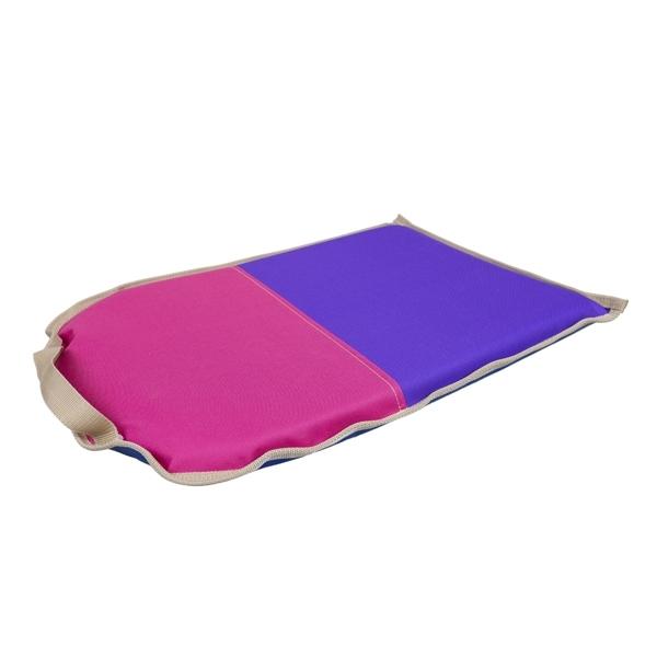 Санки-айсбот Метиз Малые Розовые с фиолетовым<br>