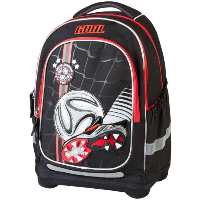 Рюкзак супер лёгкий Target Чемпион по футболу (черный)<br>