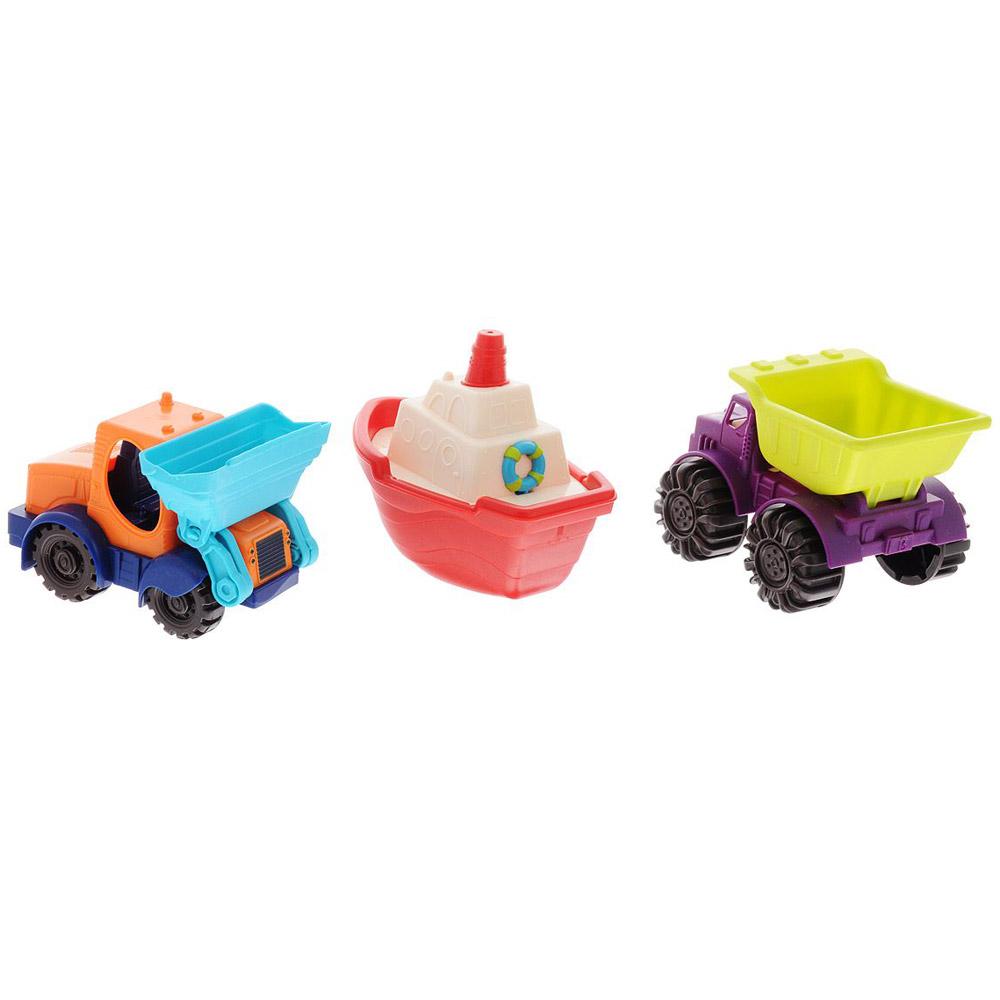 Набор игрушек B.Summer Мини-техника 3 штуки<br>
