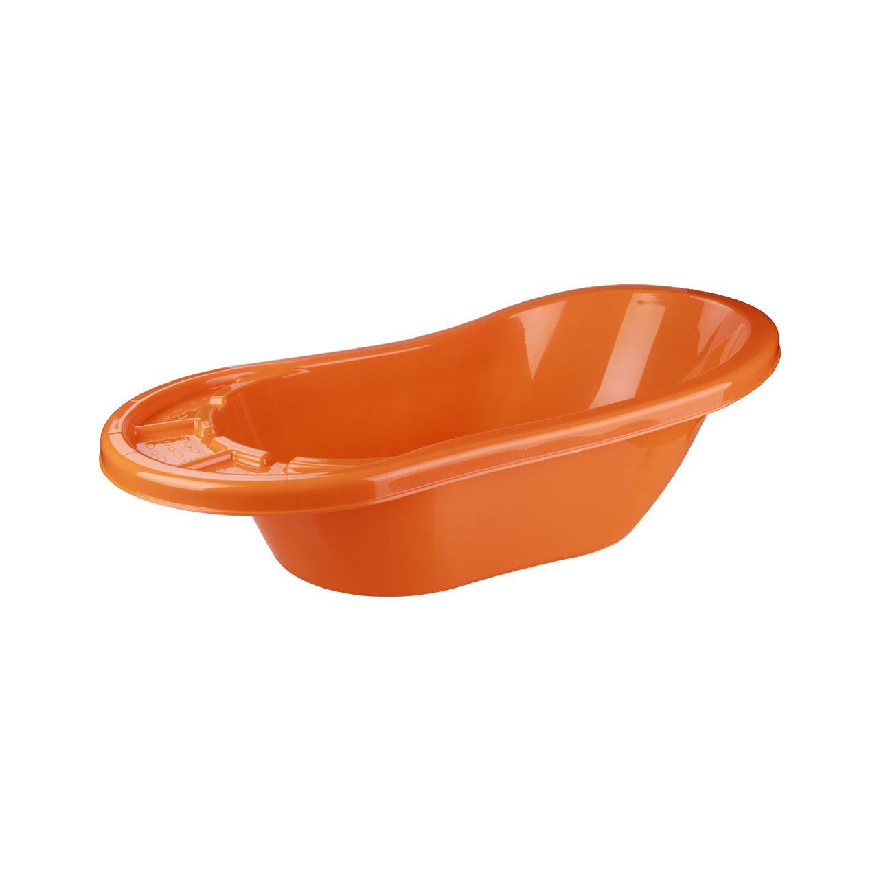 Ванна детская Пластик Карапуз Цвет - оранжевый 3252М<br>