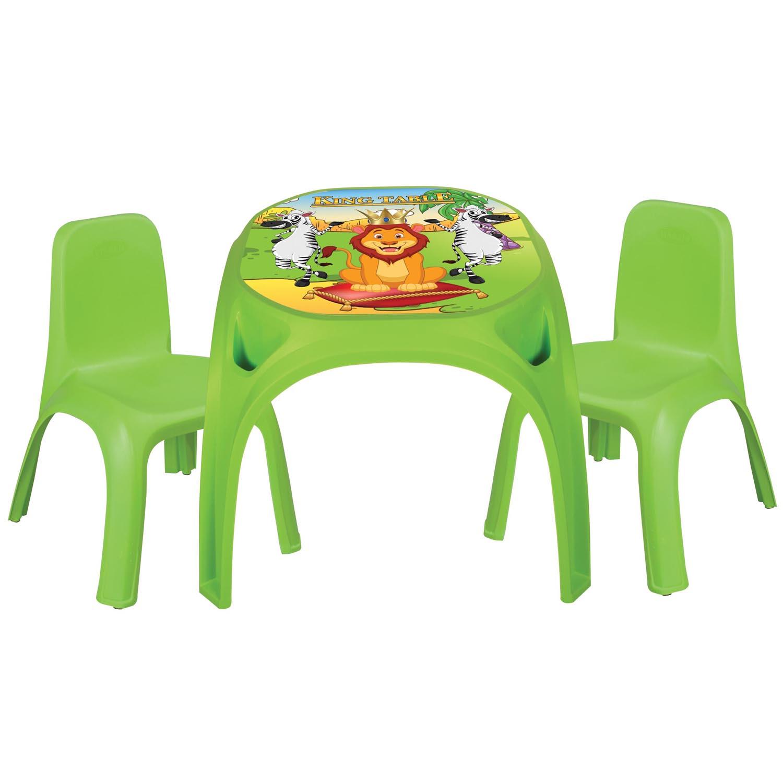 Стол с двумя стульями Pilsan King<br>