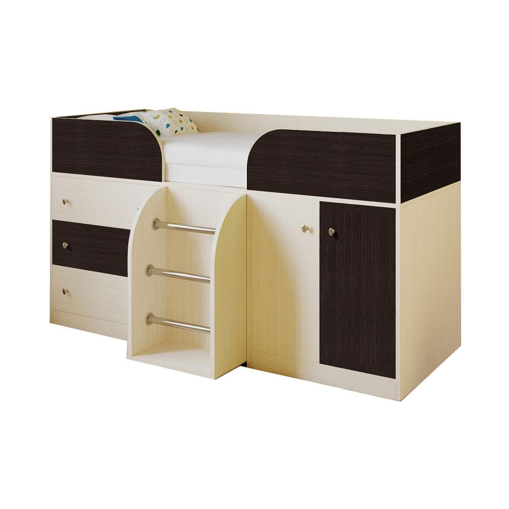 Набор мебели РВ-Мебель Астра 5 Дуб молочный/Венге<br>