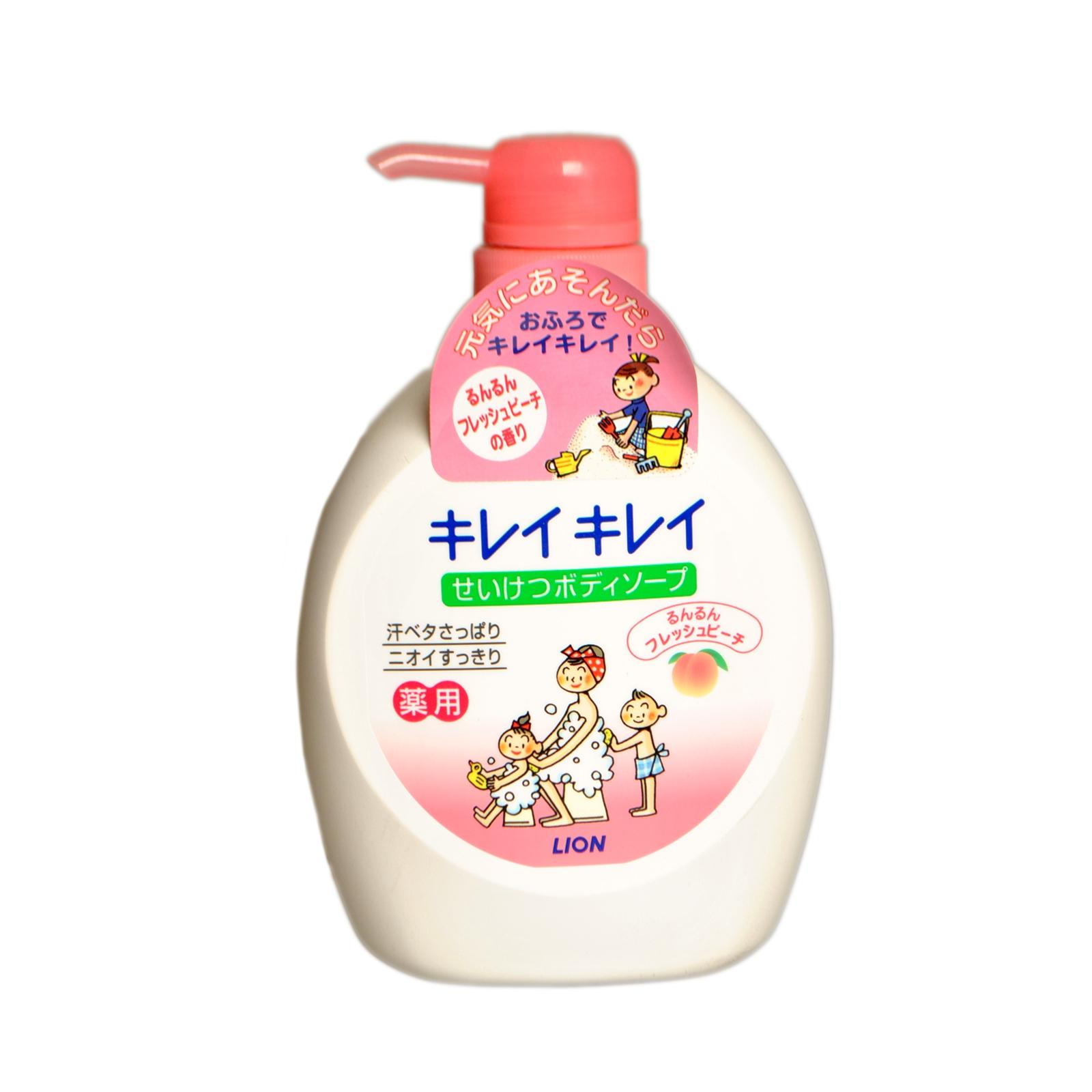 Жидкое мыло для рук Lion KireiKirei с ароматом цитрусовых (запасная упаковка) 250 мл<br>