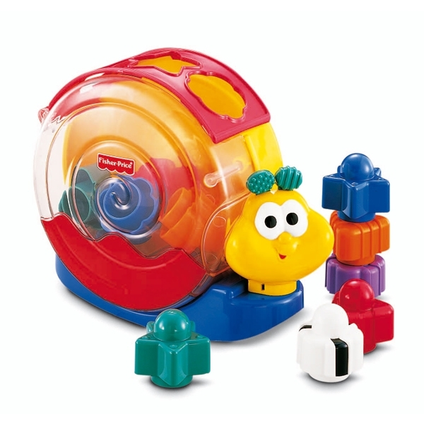 Сортер Fisher Price Улитка<br>