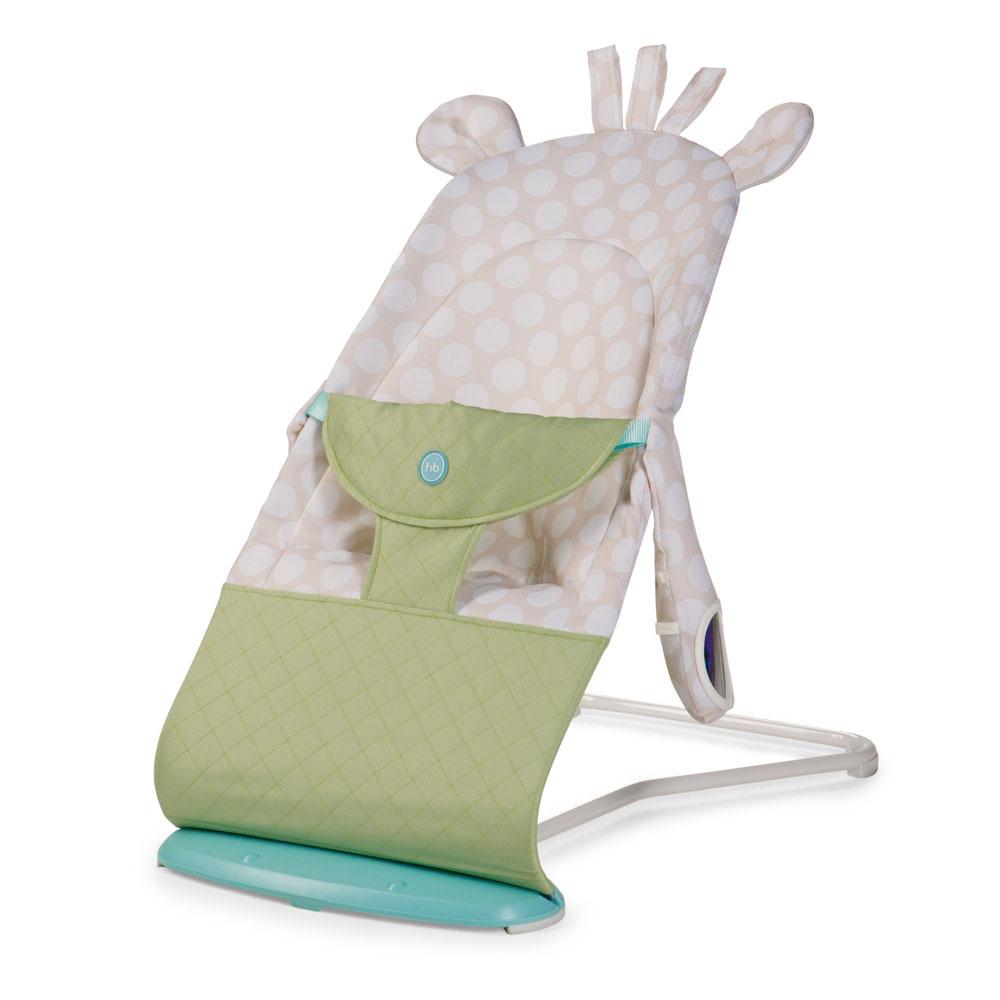 Шезлонг Happy Baby Sleeper Green<br>