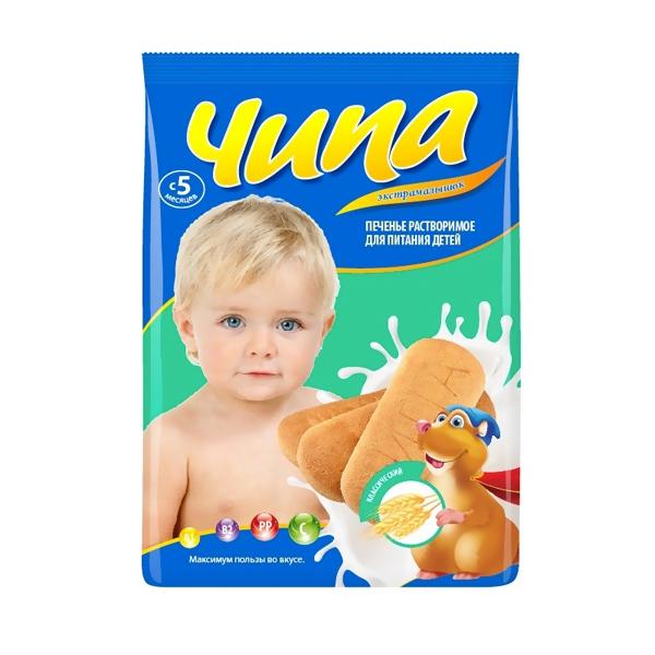 Печенье Экстра Малышок с 5 мес 180 гр Без наполнителя<br>