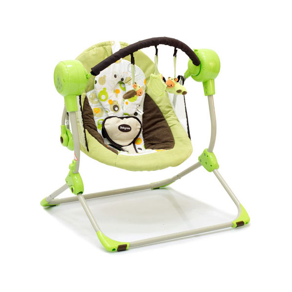 ������������� Baby Care Balancelle Green