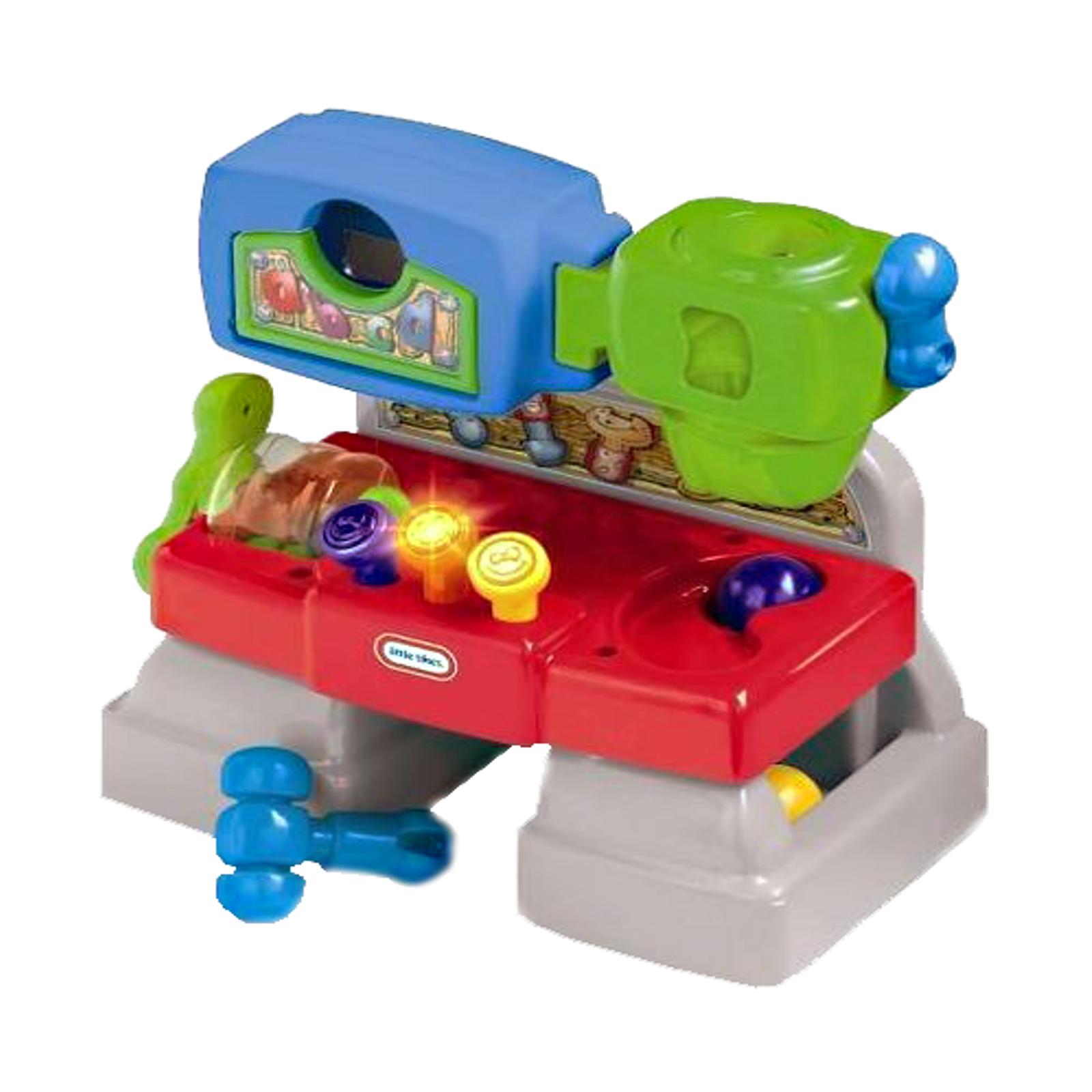 Развивающая игрушка Little Tikes Мастерская с 12 мес.