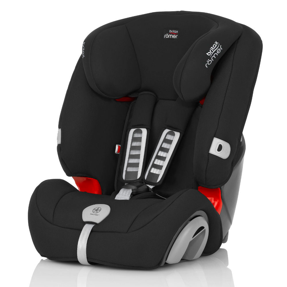 ���������� Britax Romer Evolva 123 Plus Cosmos Black