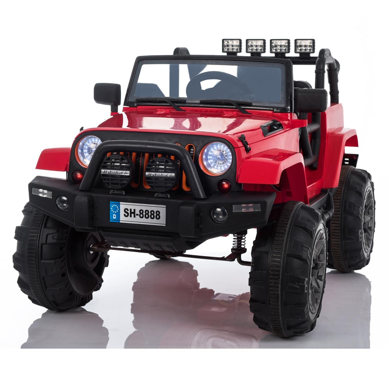 Электромобиль Toyland Jeep SH 888 Красный<br>