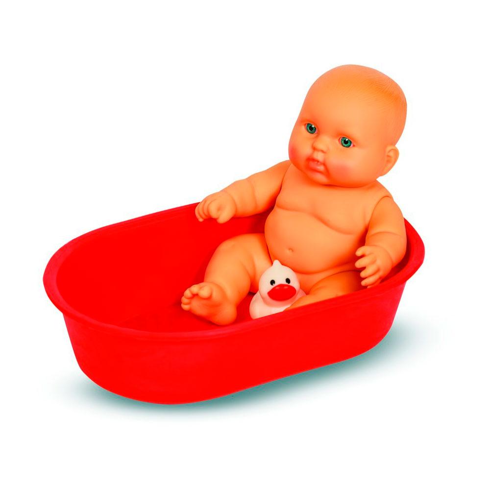 Кукла Весна Карапуз Мальчик в ванночке<br>