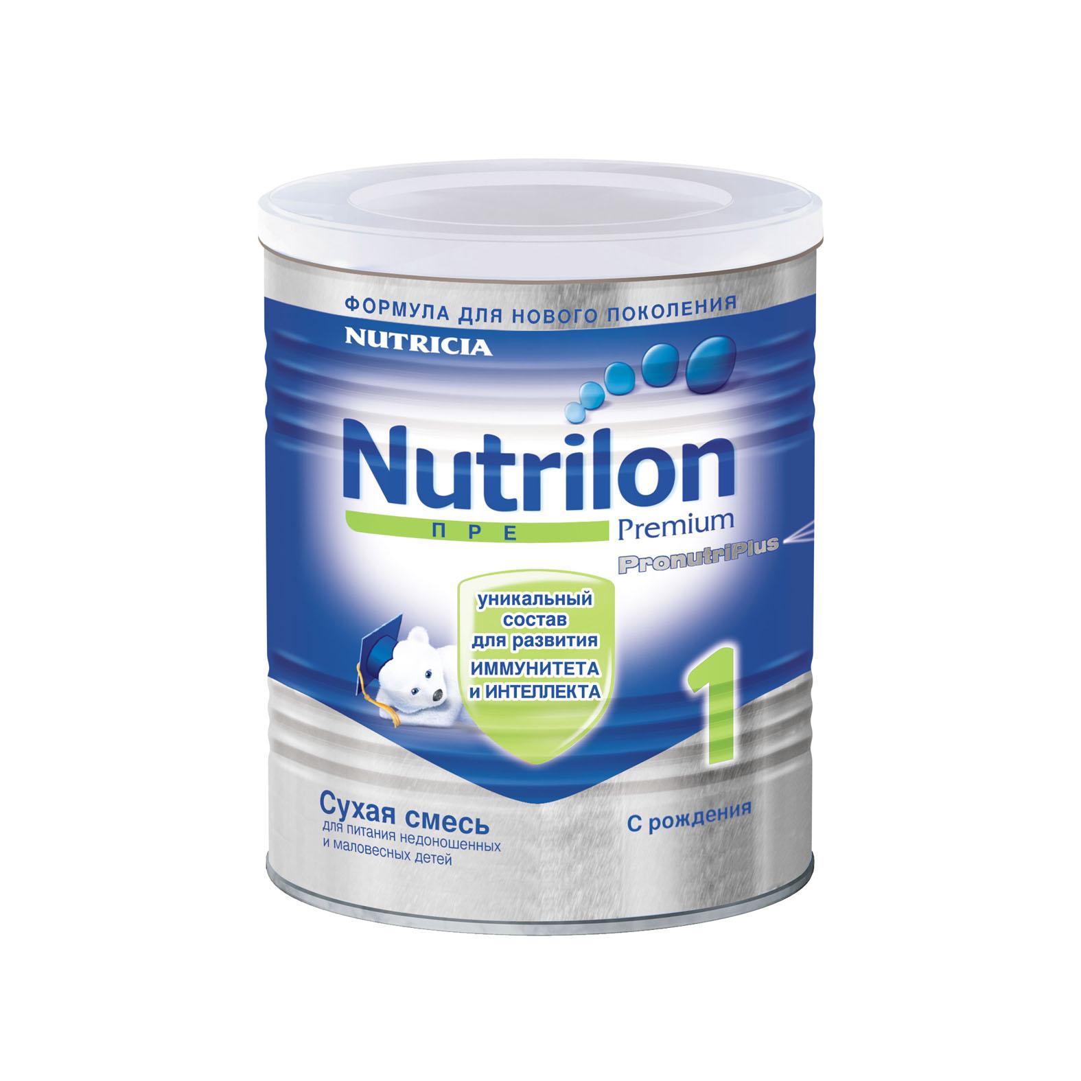 ���������� Nutricia Nutrilon ��� 400 �� �1 (� 0 ���)