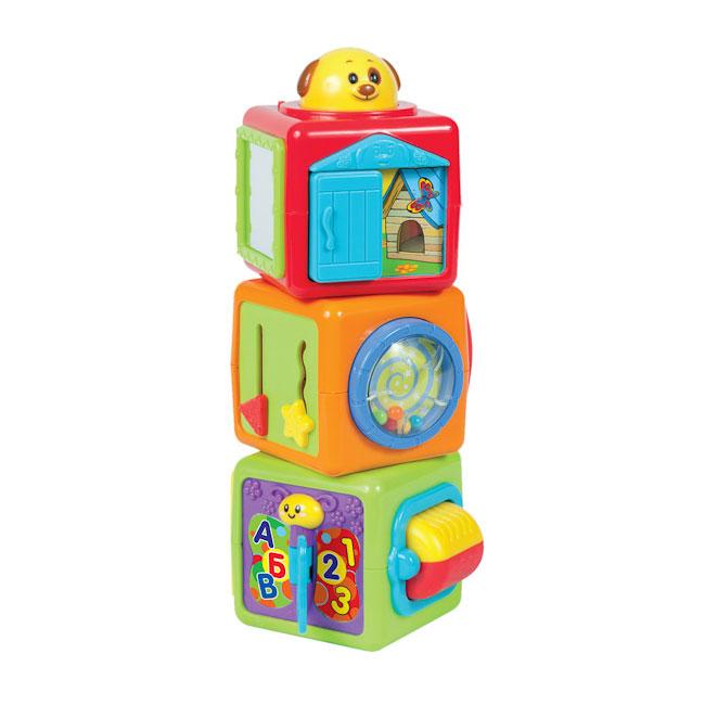 Развивающая игрушка Умка Обучающие кубики<br>