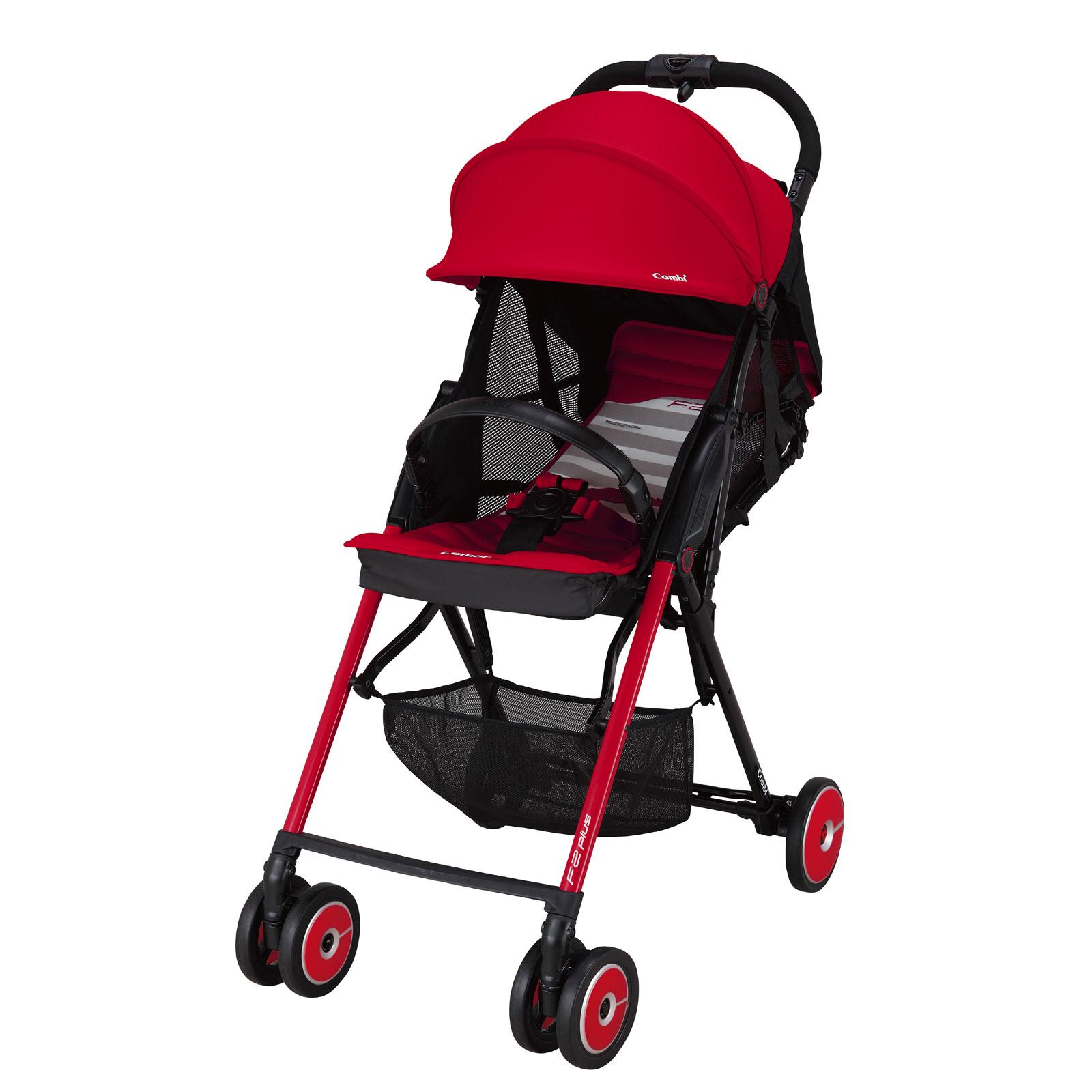 Коляска Combi F2 Plus Model 2016 Красный<br>