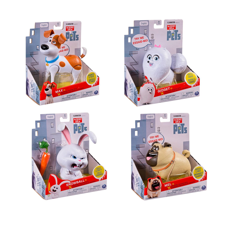 Игрушка Secret Life of Pets Фигурка героя со звуковыми эффектами (в ассортименте)<br>