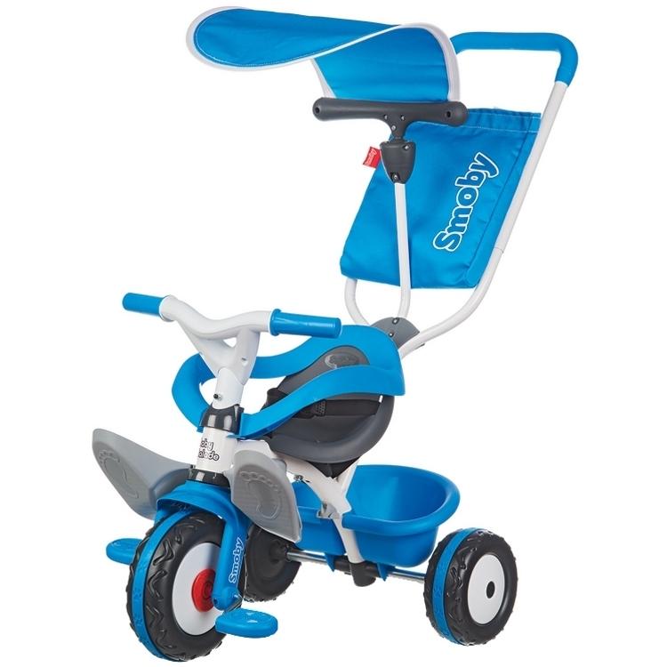 Велосипед Smoby Трехколесный Balade Синий 68х52х52 см<br>