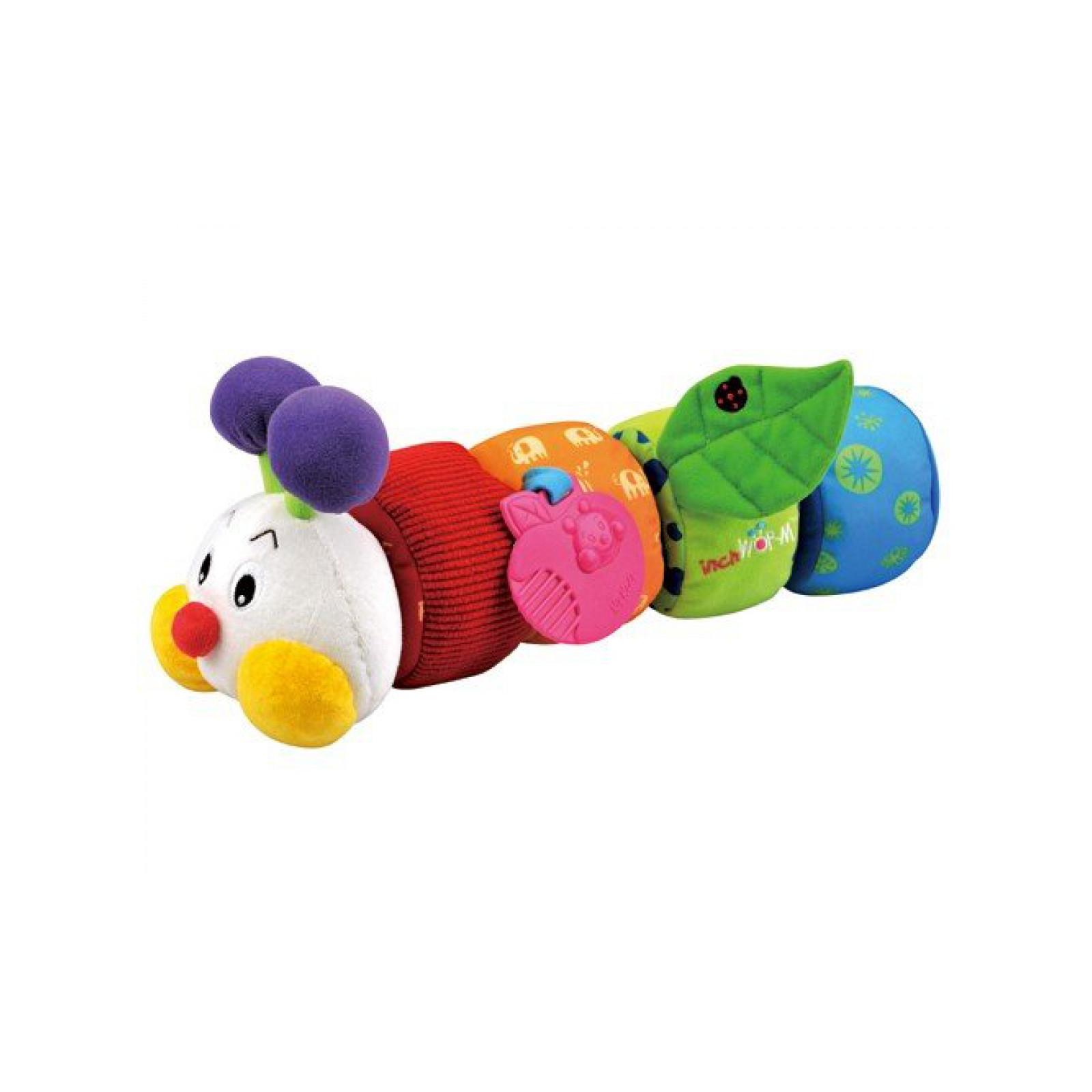 Развивающая игрушка K&amp;#039;s Kids Гусеничка с прорезывателем мягкая с 0 мес.<br>