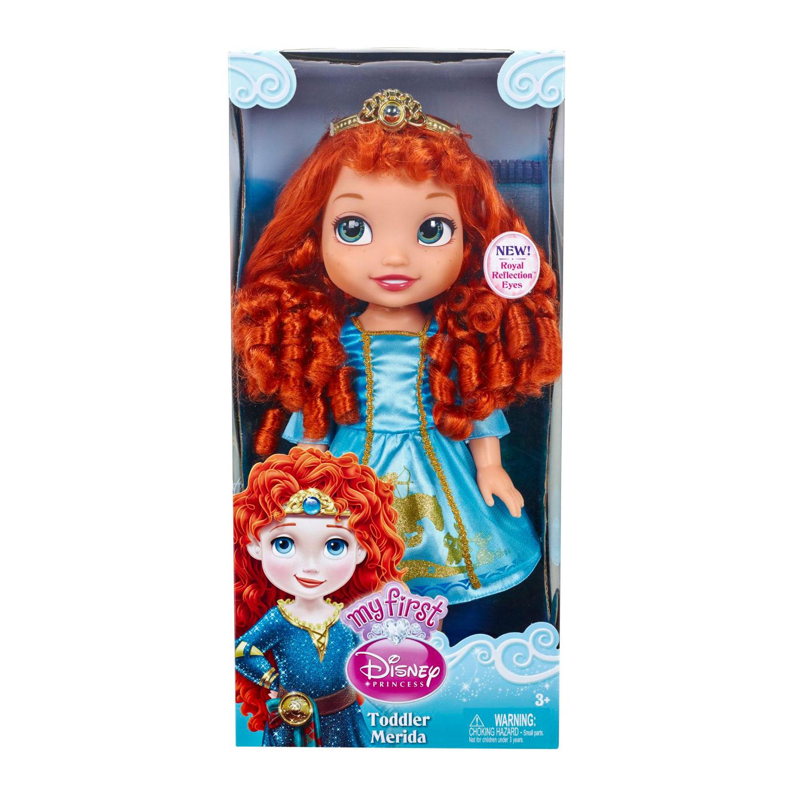 Кукла Disney Princess Малышка Мерида, 31см<br>