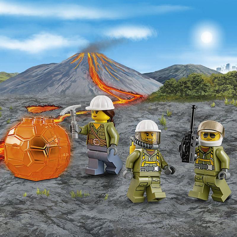 ����������� LEGO City 60123 �������� �������� �������������� ��������
