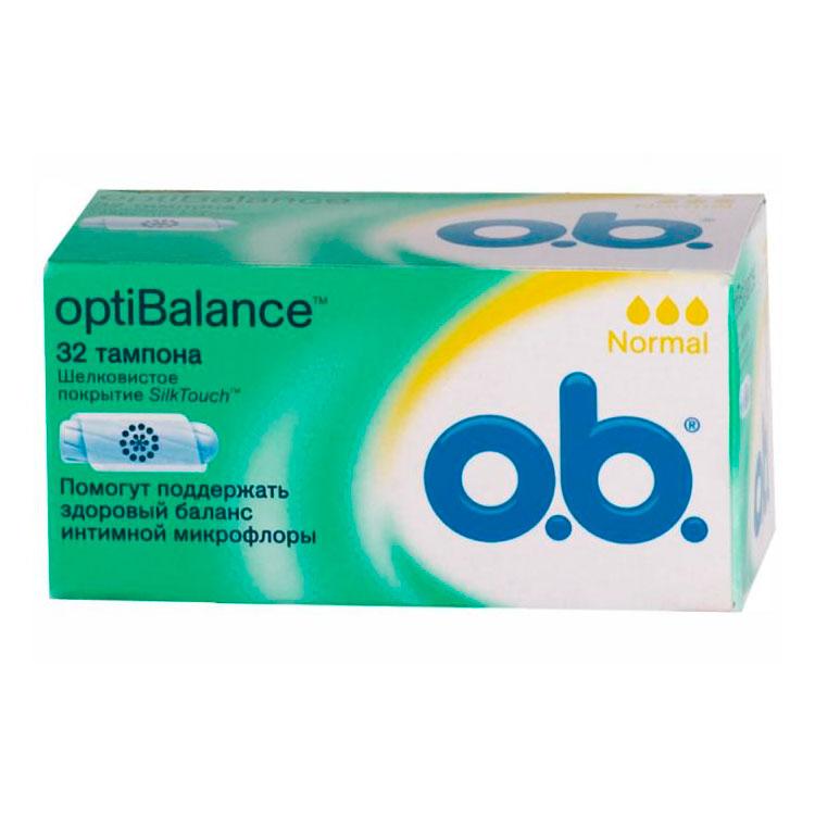 ������� o.b. optiBalance Normal 32 ��