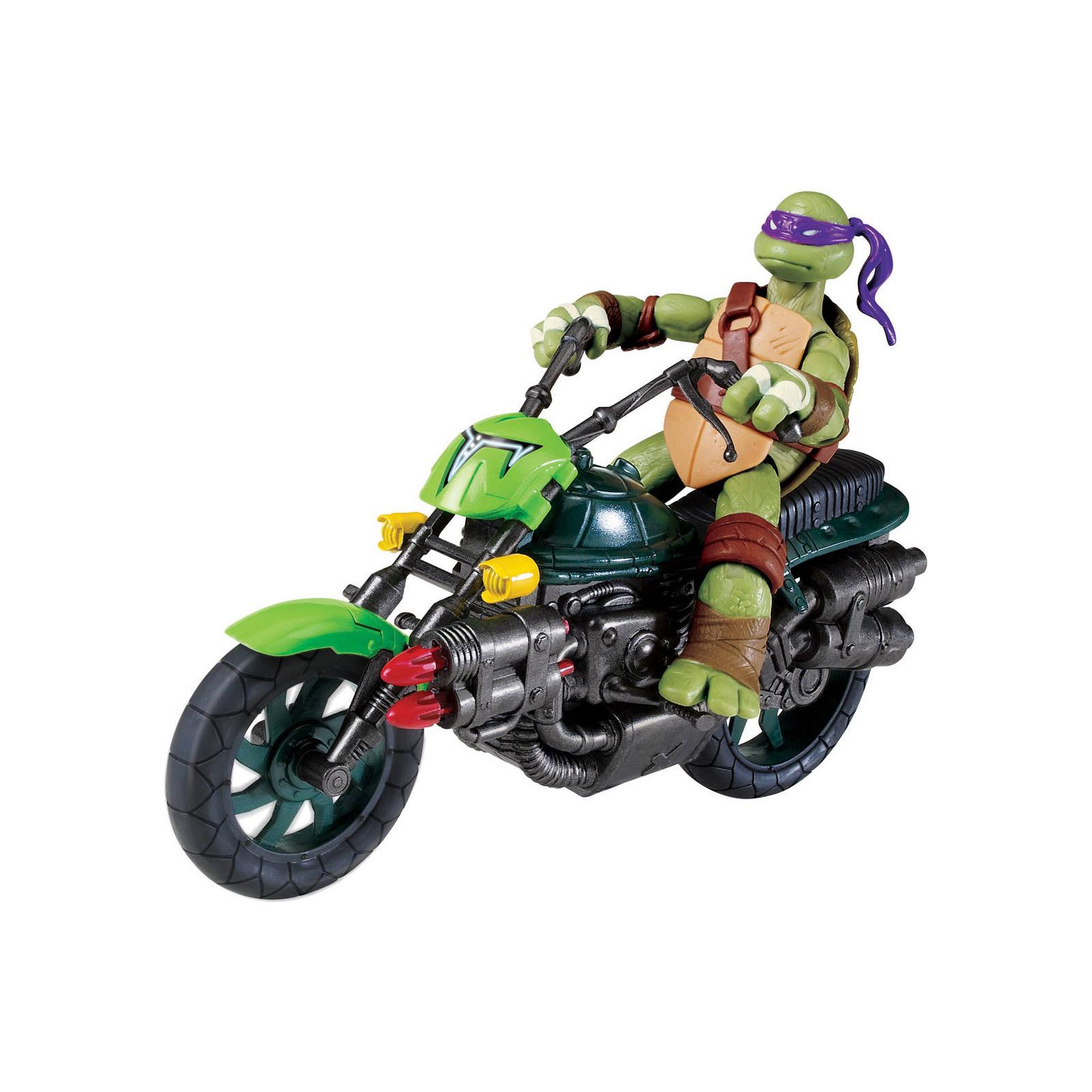 Игровой набор Playmates Черепашки Ниндзя Мотоцикл (без фигурки)<br>