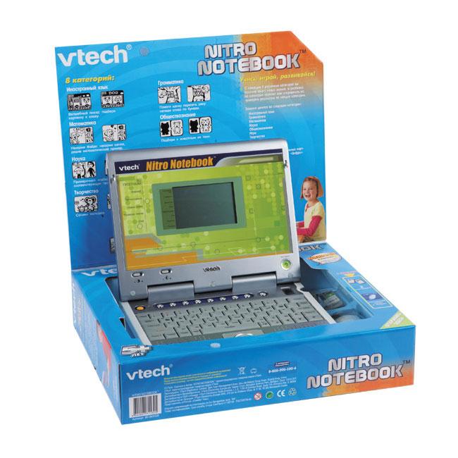 ��������� ��������� VTECH Nitro Notebook (2 �������������� ���������)