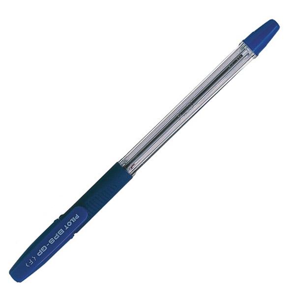 Ручка шариковая PILOT BPS-GP-FINE Синяя 0,7 мм<br>