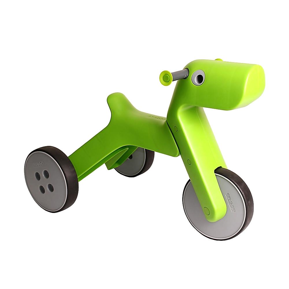 Велобалансир-каталка Yetitoy Green