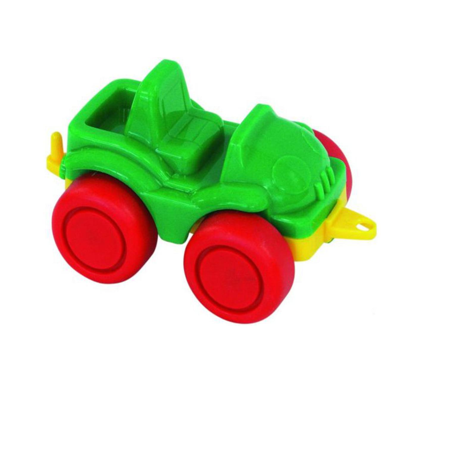 Машинки Нордпласт Джип открытый Нордик<br>