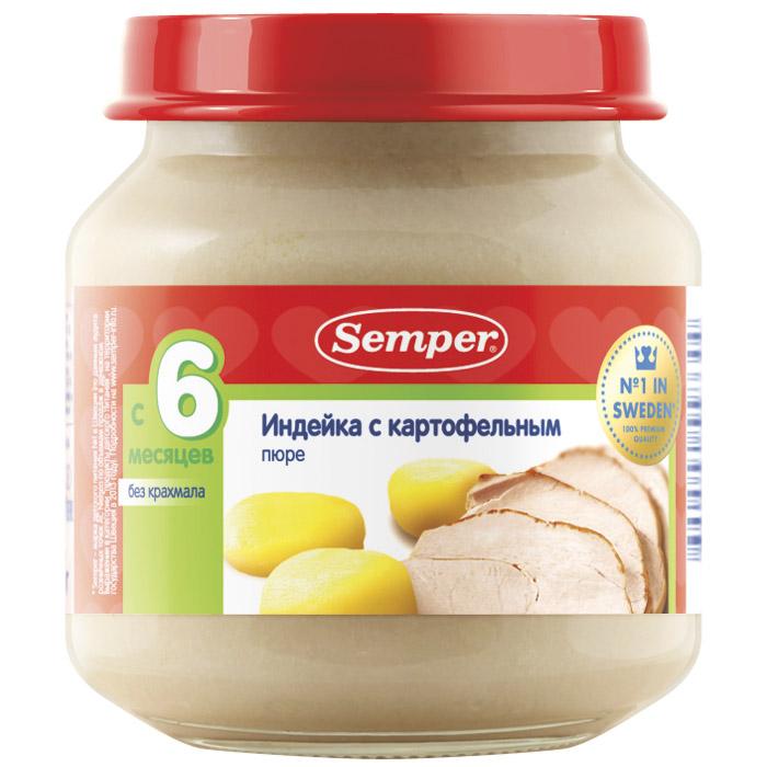 ���� Semper ������ � ������� 125 �� ������� � ���������� (� 6 ���)