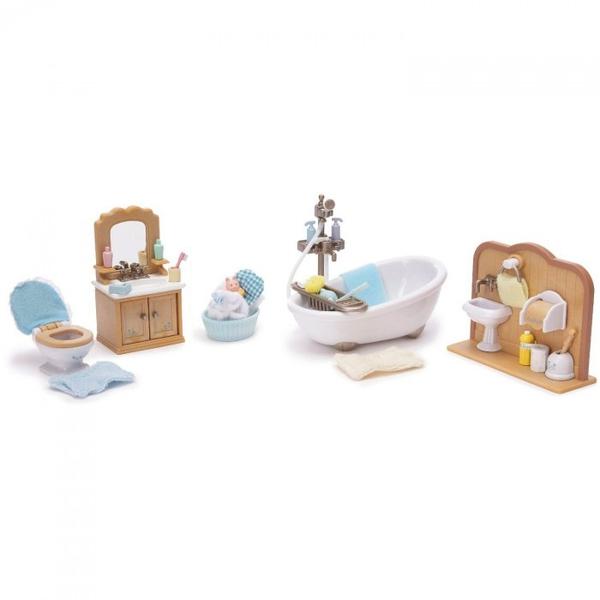 Мебель и аксессуары Sylvanian Families Ванная комната<br>