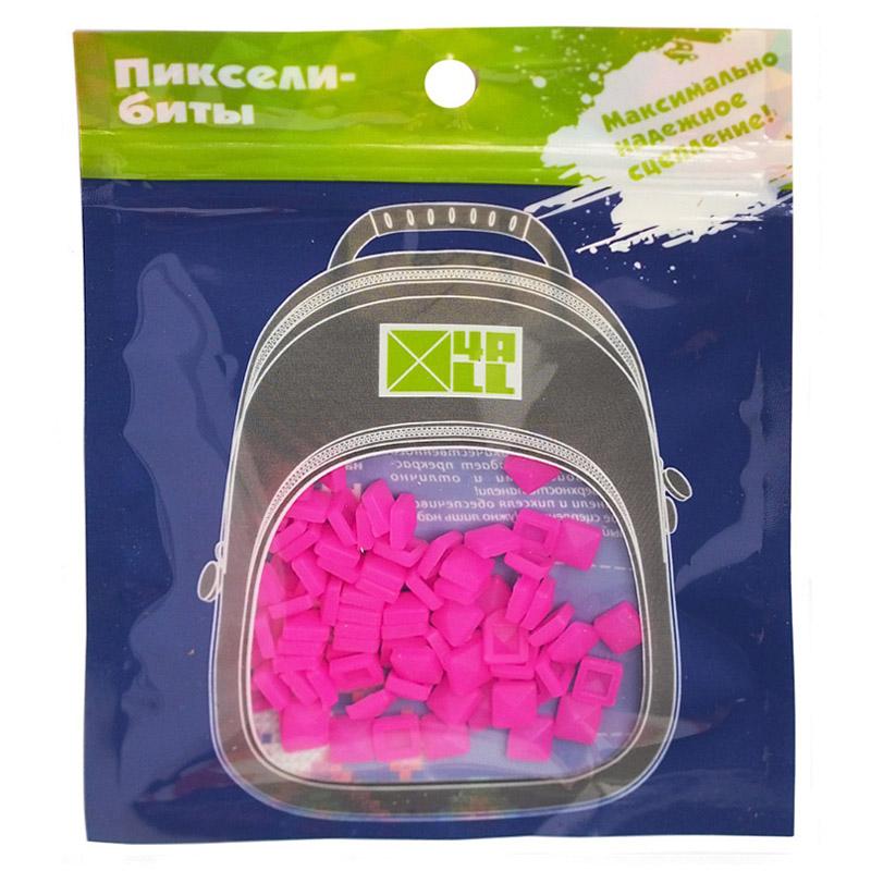 Цветные биты 4all B32 KIDS 80 штук (19 Ярко-розовый)<br>