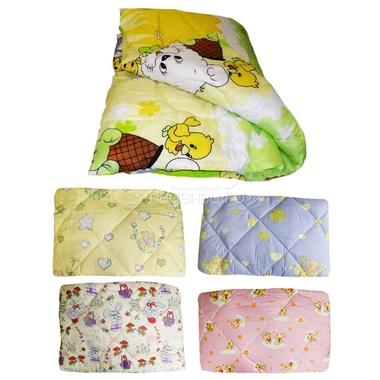 Одеяло Папитто стеганое 110х140 шерсть