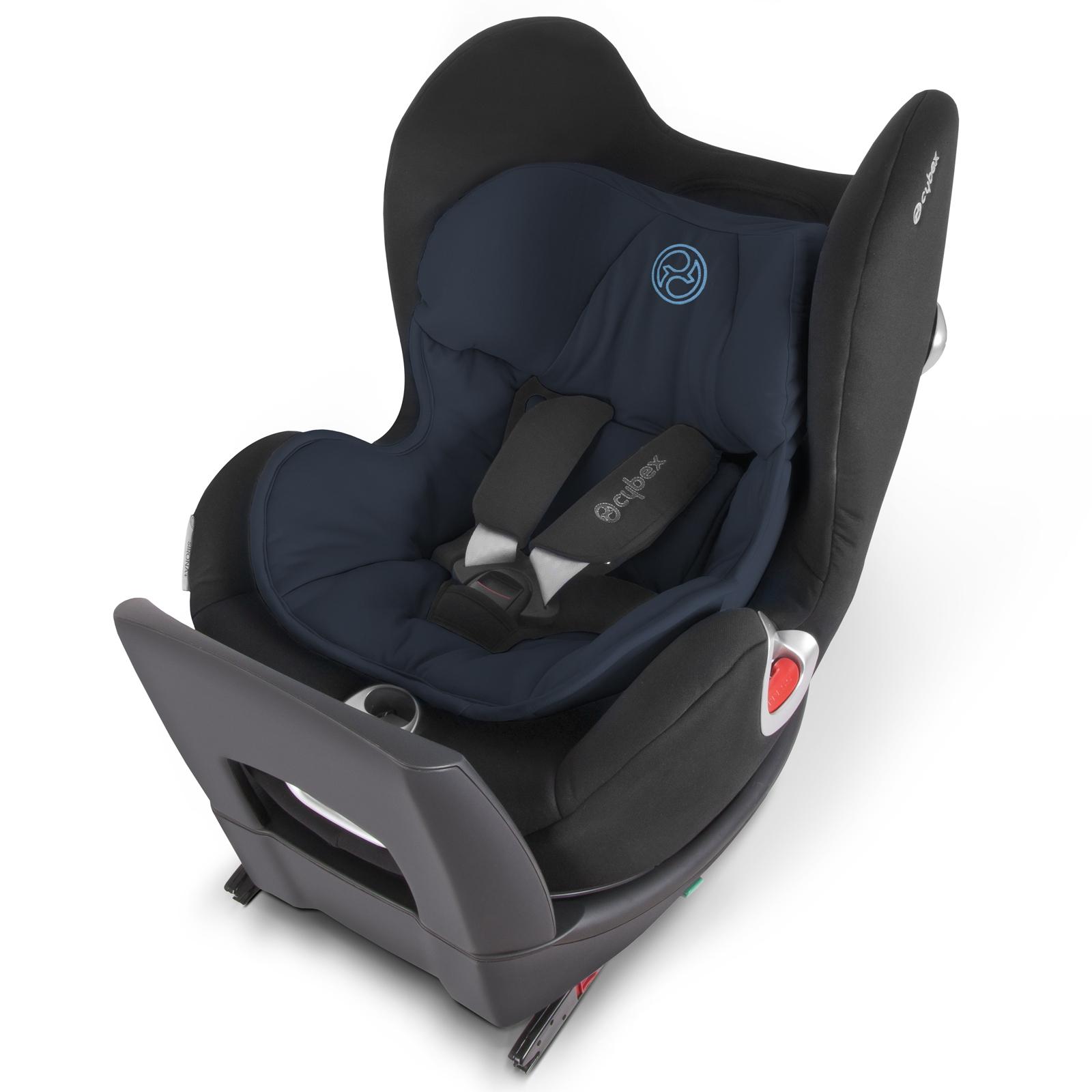 Вкладыш для новорожденного Cybex в автокресло Sirona Heavely blue