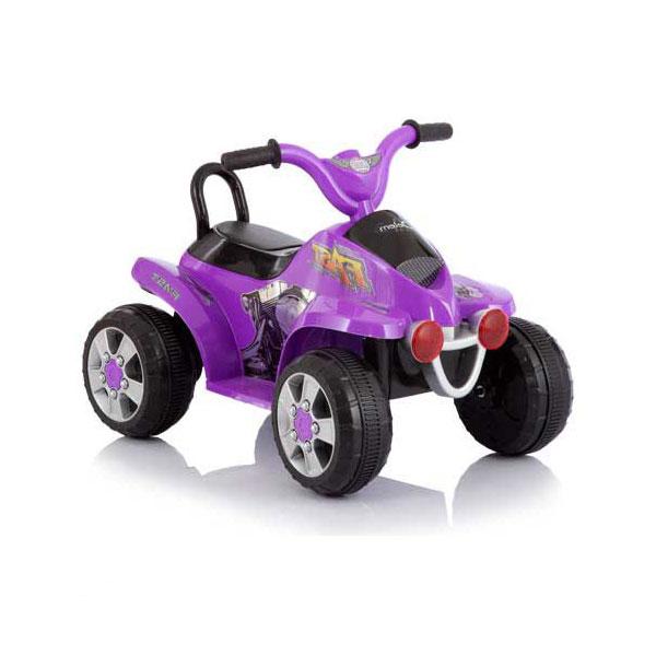 Электромобиль-квадроцикл Jetem Fast Фиолетовый<br>