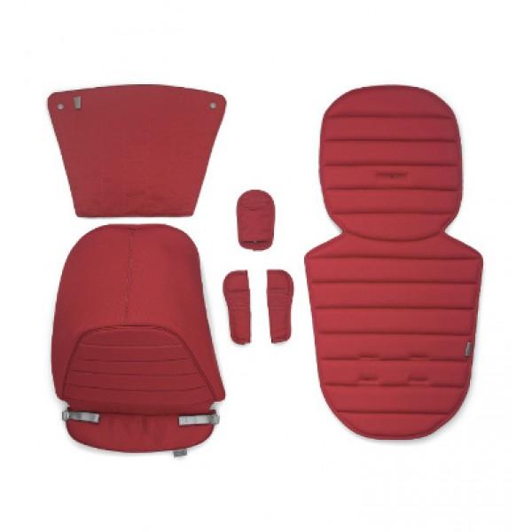 Капюшон, текстиль, накидка на ноги для коляски Britax Roemer Affinity Colour pack Chili Pepper<br>