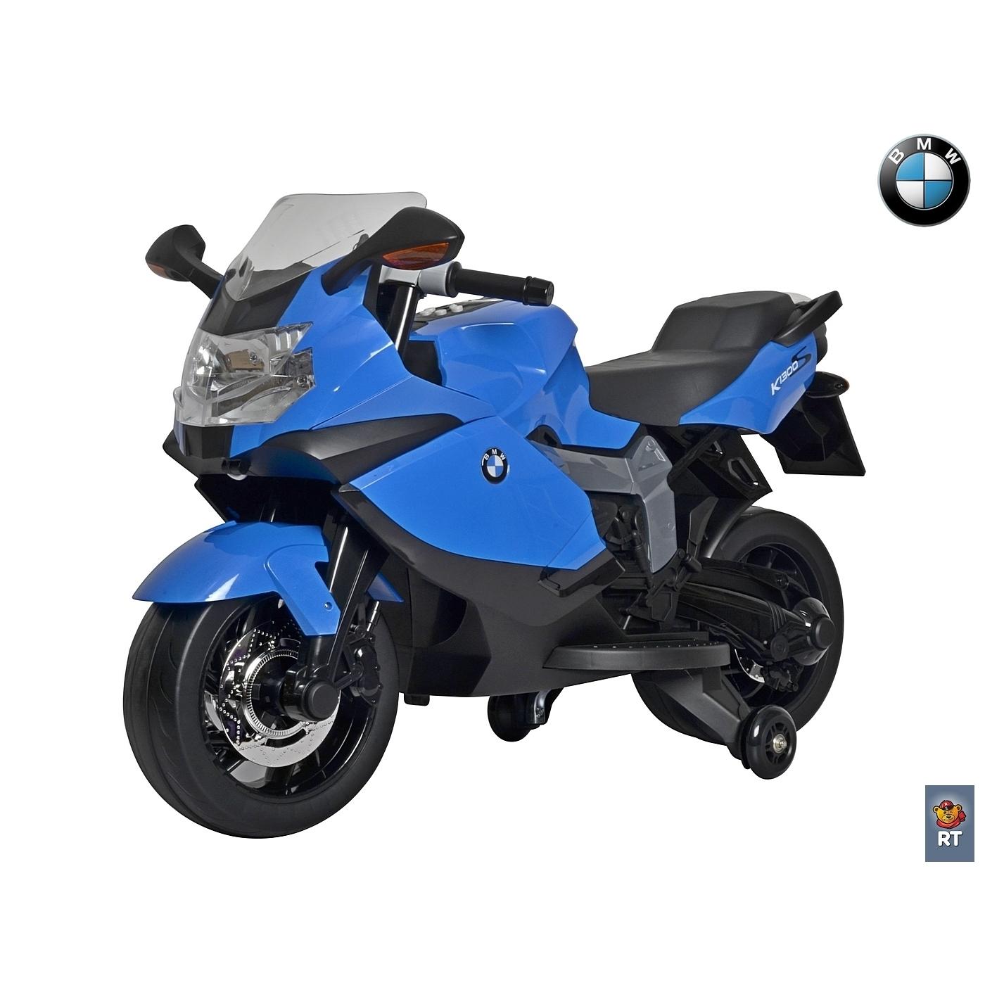 Электромотоцикл RT BMW Синий<br>