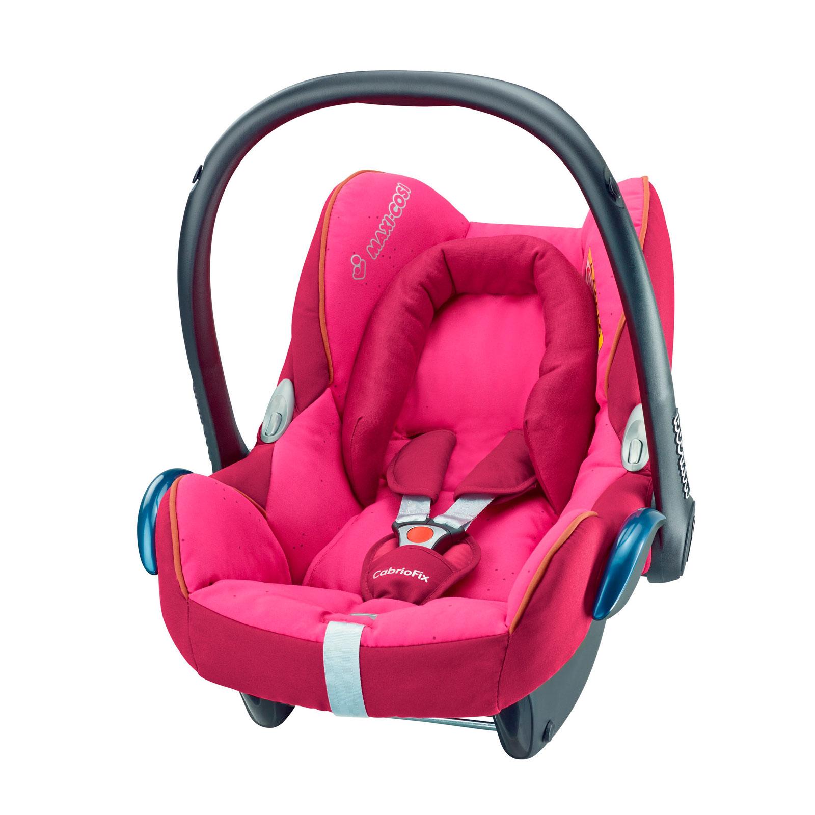 ���������� Maxi-Cosi CabrioFix Berry Pink