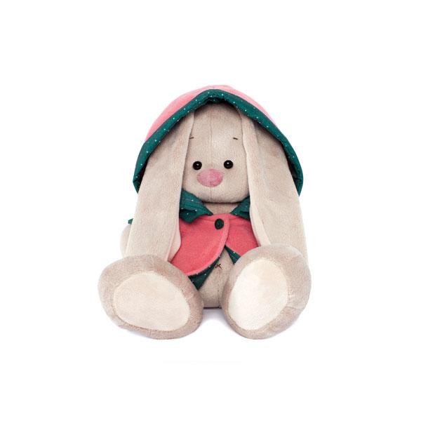 Мягкая игрушка Зайка Ми В куртке с капюшоном<br>