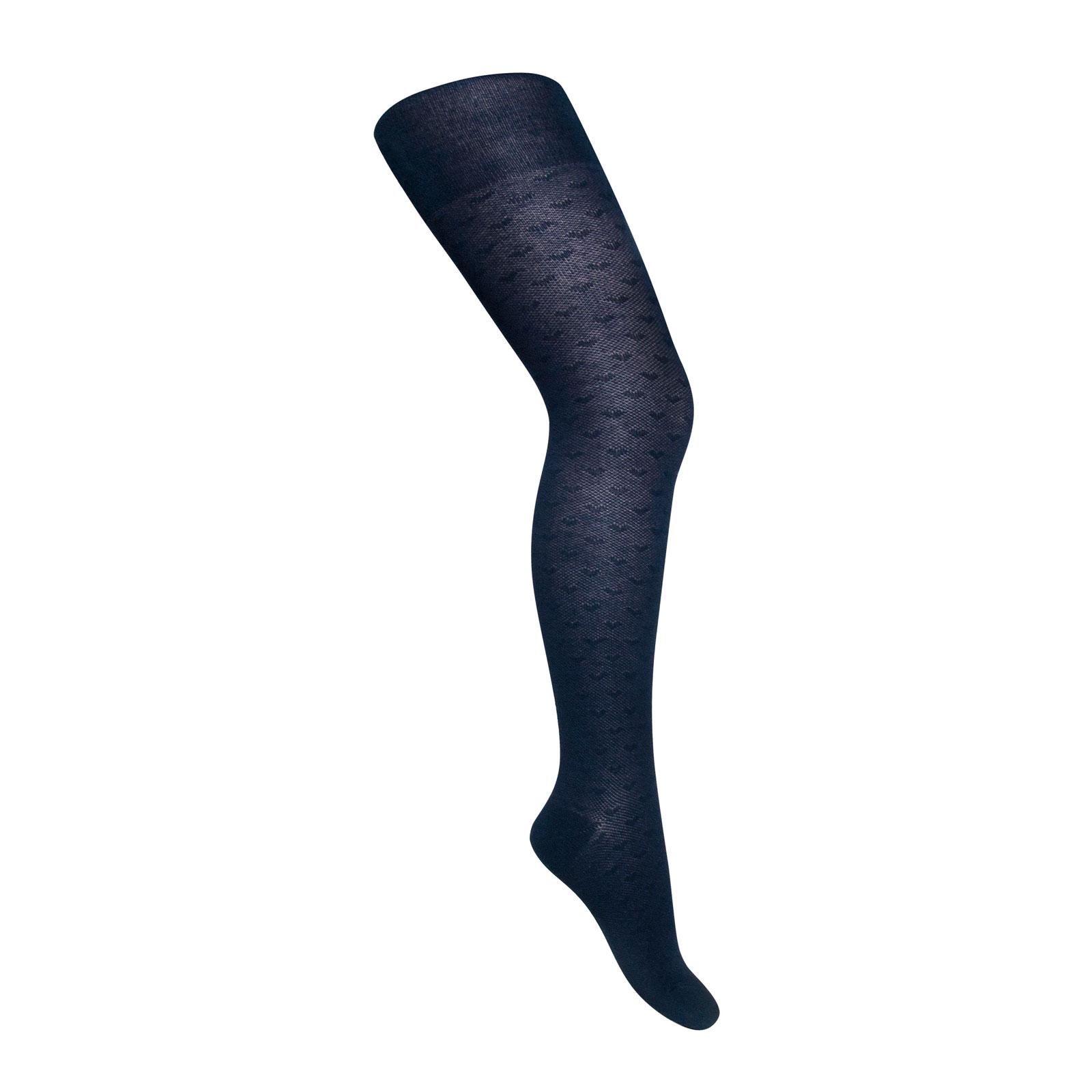Колготки Para Socks однотонные K3D1 р 74-80 см синий<br>